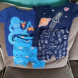 Pair of Baby Gap PJs